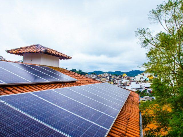 Conheça os imóveis residenciais com energia solar em Juiz de Fora
