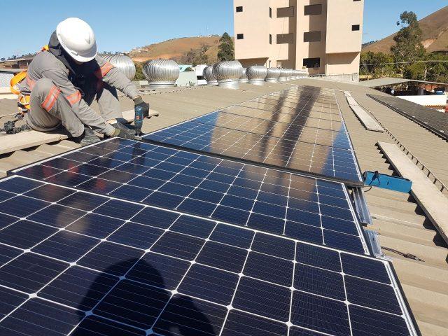 Conheça 3 projetos de energia solar em Juiz de Fora
