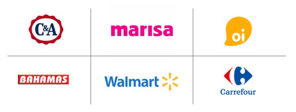 logotipos dos clientes arion