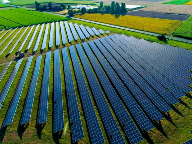 O que é e como funciona uma fazenda solar?